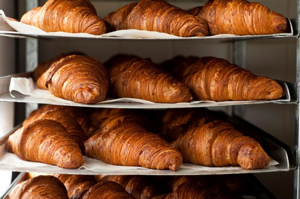 Artisan Croissants from Bourke Street Bakery